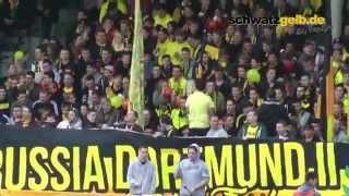 Dortmund II - Red Bull Leipzig BVB - Rasenball Leipzig 3-3