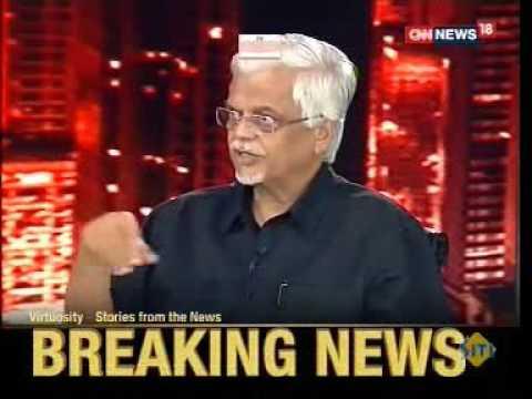 CNN News18: Interview with Sanjaya Baru on his book '1991: How PV Narasimha Rao Made History'