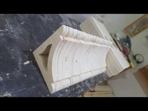 Wooden Shelf Cket Trykh Aaml Hamlh Alrf