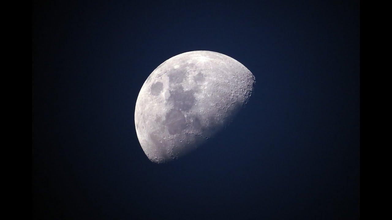 Datation radiométrique des roches de lune