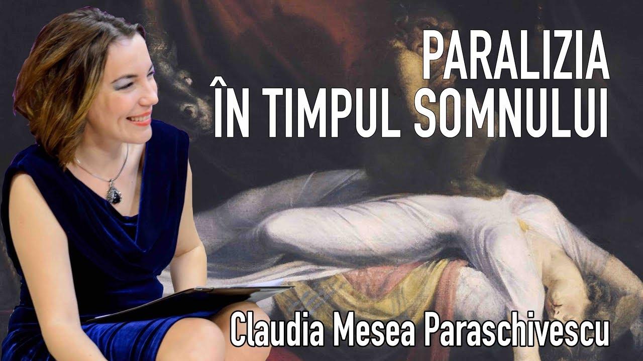 Paralizia in Timpul Somnului, un Fenomen Sinistru
