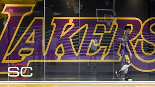 Lakers practice for first time since Kobe Bryant's death | SportsCenter with Stephen A. Smith