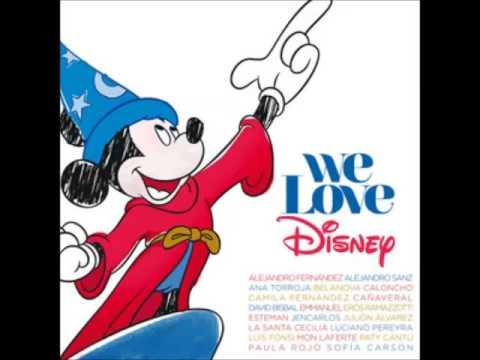 Luciano Pereyra - Un Mundo Ideal - We Love Disney