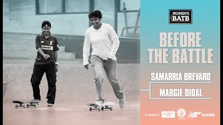 Before The Fight For Finals Night - Samarria Brevard vs. Margie Didal | WBATB