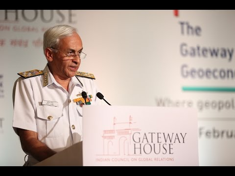Special Address by Admiral Sunil Lanba