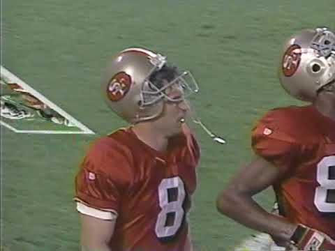 Super Bowl 29- 49ers vs. Chargers (2nd. Half)