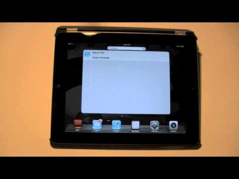iPad: Change Font Type & Size in Notes​​​ | H2TechVideos​​​