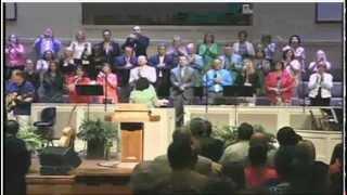The Sanctuary Choir 3-31-13
