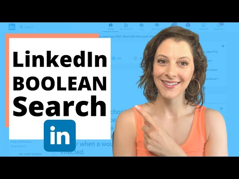 Using Boolean Search on LinkedIn to Find Targeted Leads [2021]
