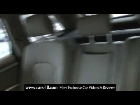 2009 Audi Q7 Interior Review Video