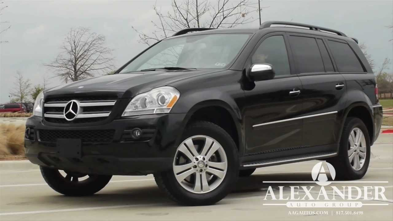 2009 Mercedes Benz Gl450 Premium Leather Third Row Seating Navigation Clean Youtube