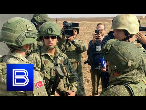 What A Breakthrough! Russian And Turkish Soldiers Begin Patrolling Syrian Border TOGETHER