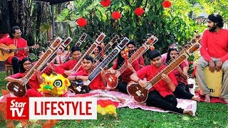 Cultural mash-up: When a sitar ensemble ushers in CNY