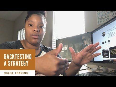 Do You Need A Strategy To Backtest? How To Approach Backtesting.