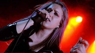 The Agonist - Monochromatic stains (Dark Tranquility cover)