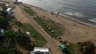 """Wohnmobil-Stellplatz """"Playa Fiesta"""" Spanien-Costa Daurada-Cambrils"""