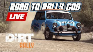 Dirt Rally: Road to Rally God (Career Part 1)