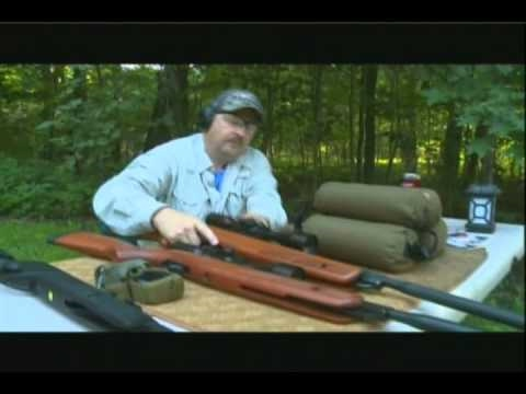 Gamo Pellets and Air Rifles tested