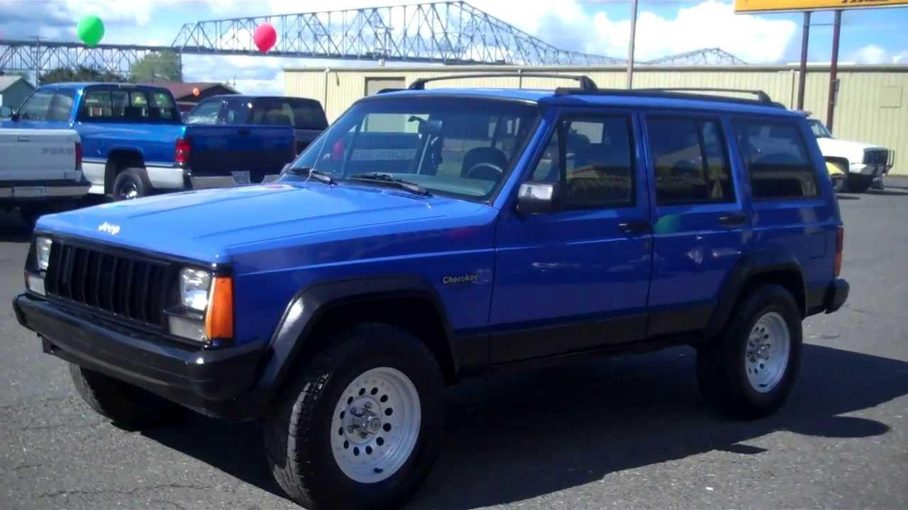 1996 jeep cherokee sold!! - youtube