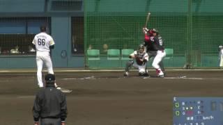 0:00 松本 - 甲斐 2回 被安打0 与四球0 奪三振1 失点0 3:11 高橋 - 斐紹...
