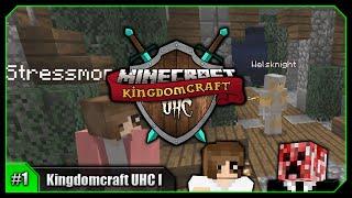 Something New, Something Difficult!    Minecraft Kingdomcraft UHC I [Episode 1]