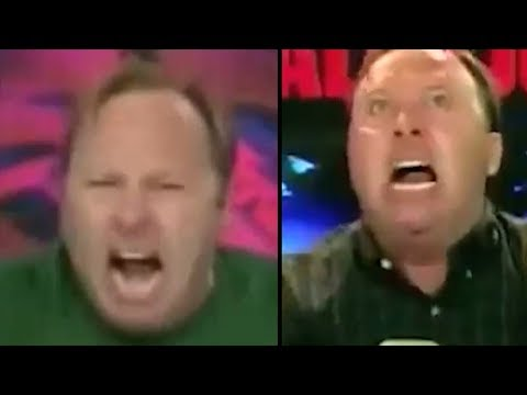 """AHH!"" - Alex Jones REMIX"