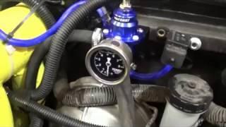 топливный регулятор Tomei c манометром - 5 episod 2017г
