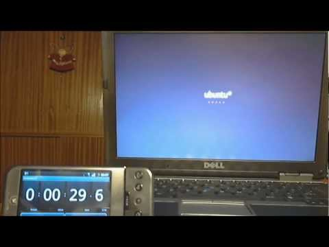 Ubuntu boot on Transcend 400x CompactFlash