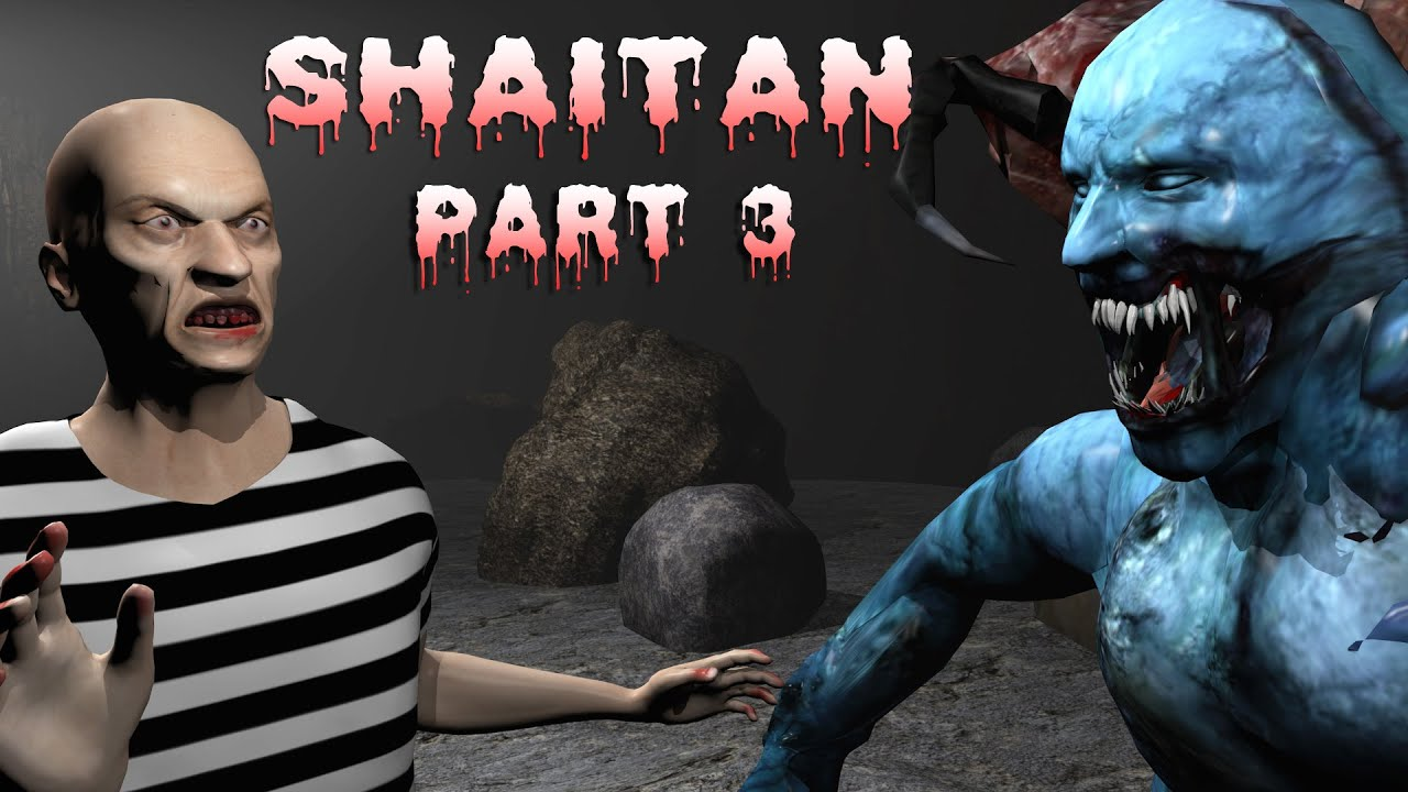SHAITAN PART 3 | Horror Story In Hindi |(Animated) | Hindi Cartoon | Horror Animation Hindi TV