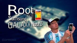 Como fazer ROOT no Samsung Galaxy Note 3, Note 3 NEO e todas as suas variantes.