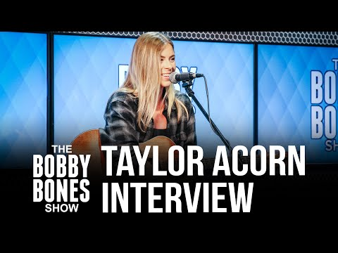 """Taylor Acorn On TikTok Videos & The Inspiration Behind Her Song """"Like The Movies"""""""