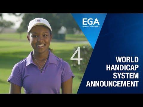 World Handicap System Announcement