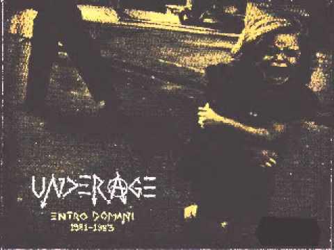 UnderAge - Metropoli
