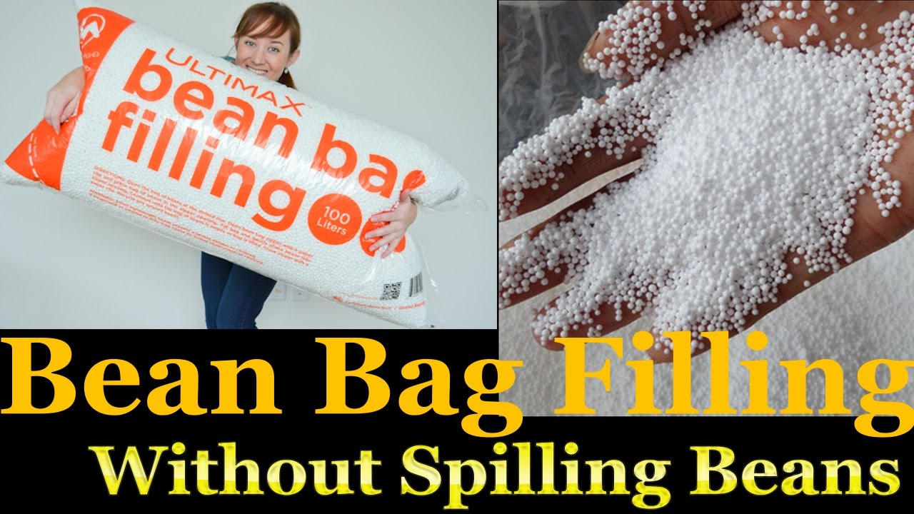 How To Refill A Bean Bag Without Spilling Beans Learn Your Easily At Home