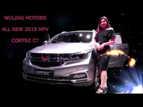 2019 CORTEZ CT 7 SEATER FROM WULING MOTORS