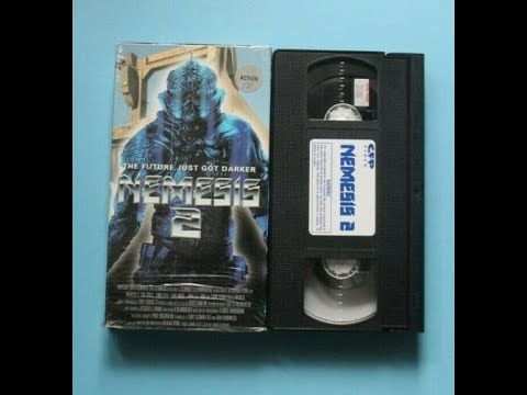 Download Opening to Nemesis 2: Nebula (1995) - Canadian VHS Release