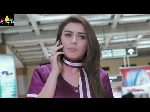 Crazy Movie Comedy Scenes | Hansika And Nassar Scene | Sri Balaji Video