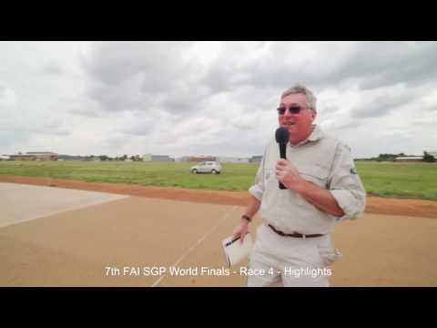 7th FAI SGP World Final - Race 4