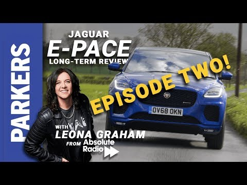 Jaguar E-Pace Long-Term Review Episode 2 | Boot space and first impressions