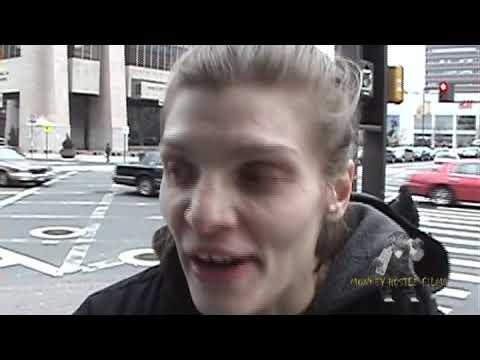 Crackheads Gone Wild #2 - Subway Series
