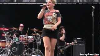 Jeanette Biedermann - We've Got Tonight - live