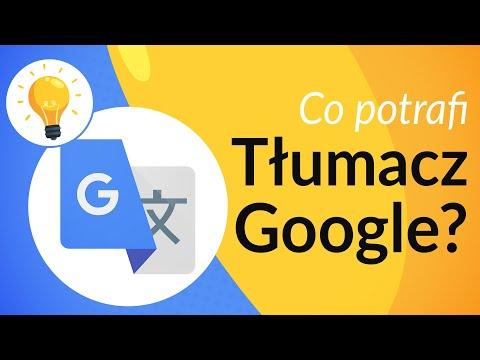 Tłumacz Google -