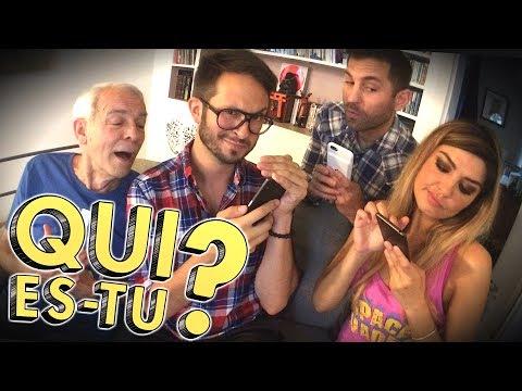 QUI ES-TU ? LE TEST PS4 DÉJANTÉ avec Carole, AHL et Wahwah