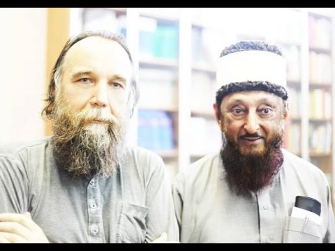Sheikh Imran Hosein with Prof. Alexander Dugin & Russian Intellectuals