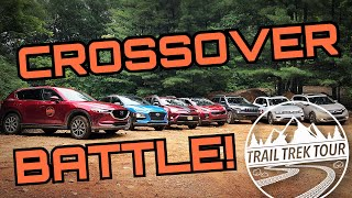 Off-Roading 7 Crossovers Shows A Clear Winner