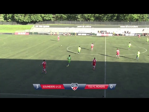 Seattle Sounders U23 vs TSS at Starfire Stadium
