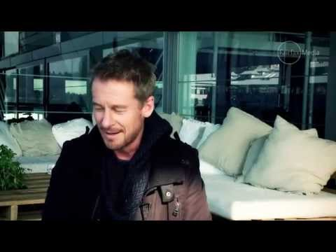 A moment with Richard Roxburgh