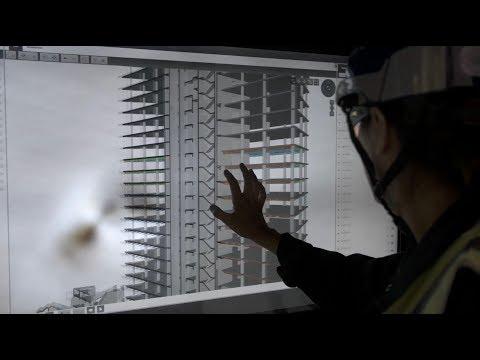 [Trinity Tower, La Défense] BIM on Site