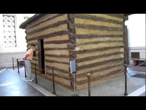Abraham Lincoln Birthplace National Historical Park, Hodgenville, Kentucky, USA, North America