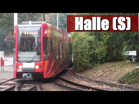 [Doku] Straßenbahn Halle   Modellbahnwelt TV